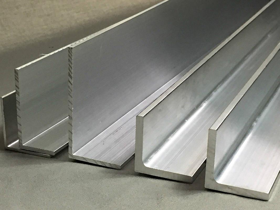 Уголки из алюминия